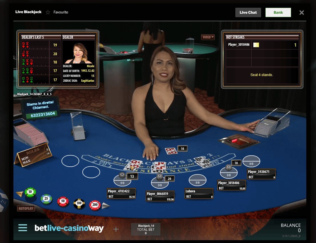 Best Online Blackjack Uk