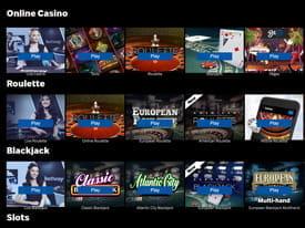 Willkommenspaket in Online-Kasinos