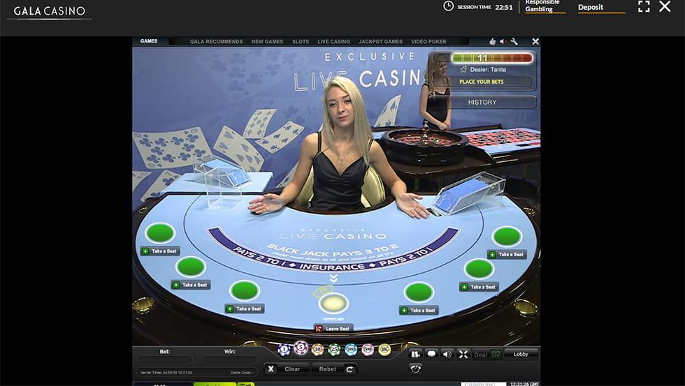blackjack online casino sic bo